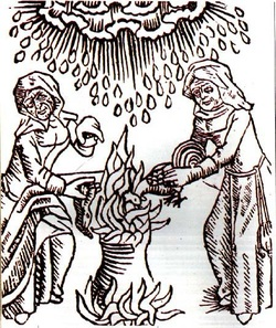 Witchcraft in 16th & 17th Century England - The Tudor Enthusiast